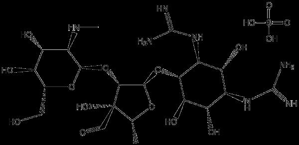 estreptomicina
